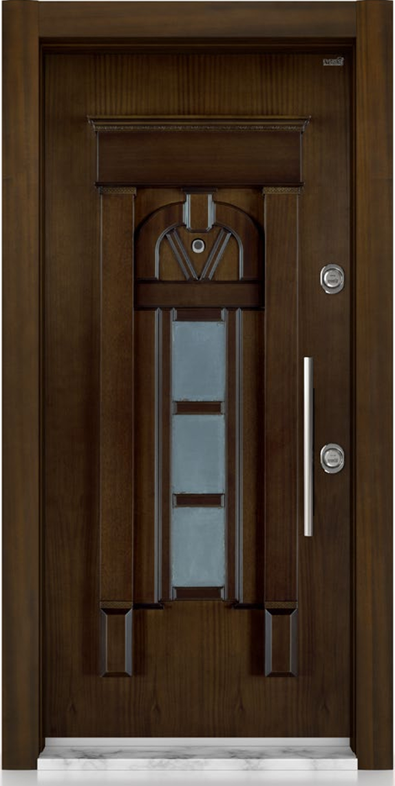 Luxury Security Doors Damache Doors